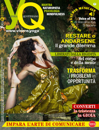 Yoga Quotidiano 7