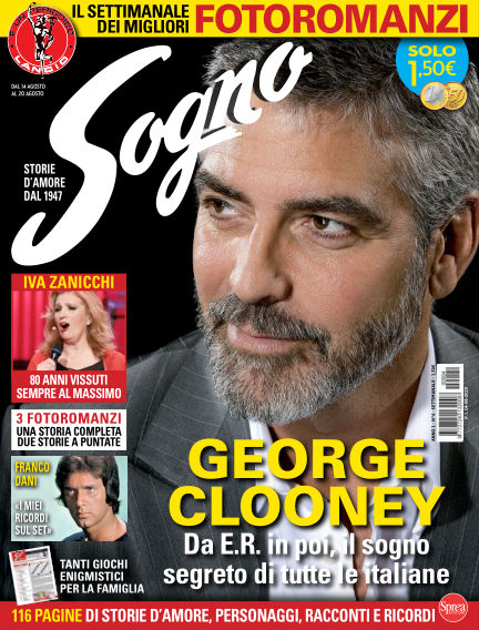 Sogno August 14, 2020 00:00
