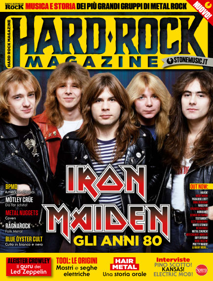 Hard Rock Magazine July 30, 2020 00:00