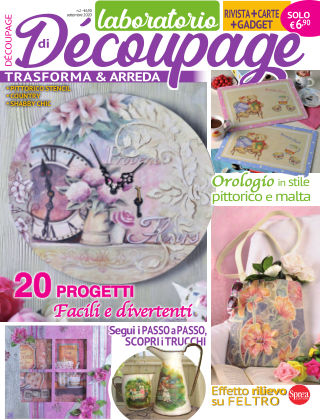 Laboratorio di Decoupage 2