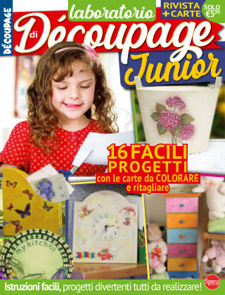 Laboratorio di Decoupage Junior 2