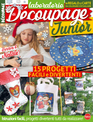 Laboratorio di Decoupage Junior 3