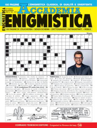 Accademia Enigmistica 25