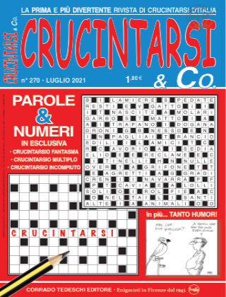 Crucintarsi & Co 270