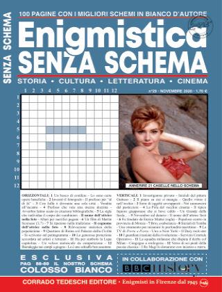 Enigmistica Senza Schema 29