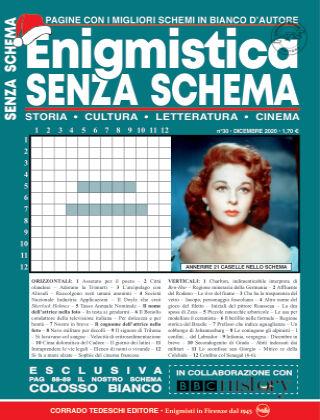 Enigmistica Senza Schema 30