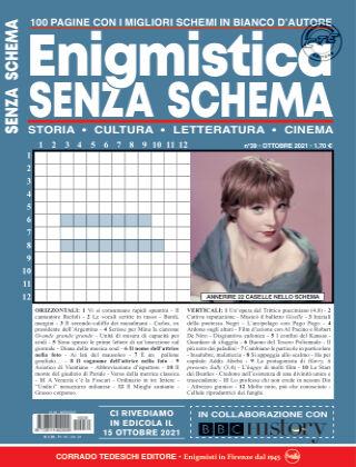 Enigmistica Senza Schema 39