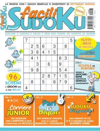 Facili Sudoku 8