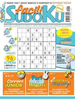Facili Sudoku 13