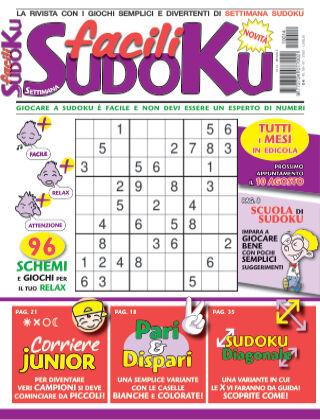 Facili Sudoku 14
