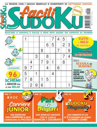 Facili Sudoku 15