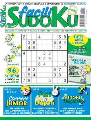 Facili Sudoku 17