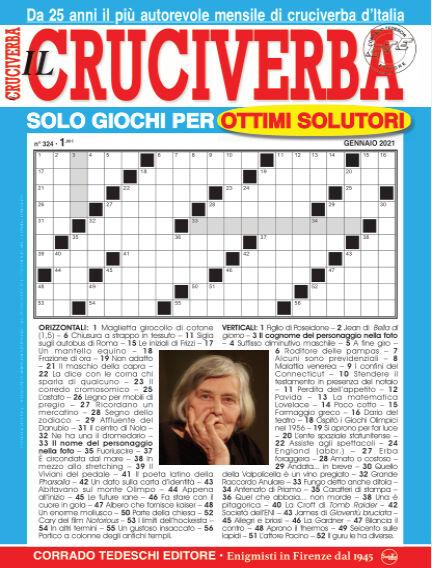 Il Cruciverba December 23, 2020 00:00