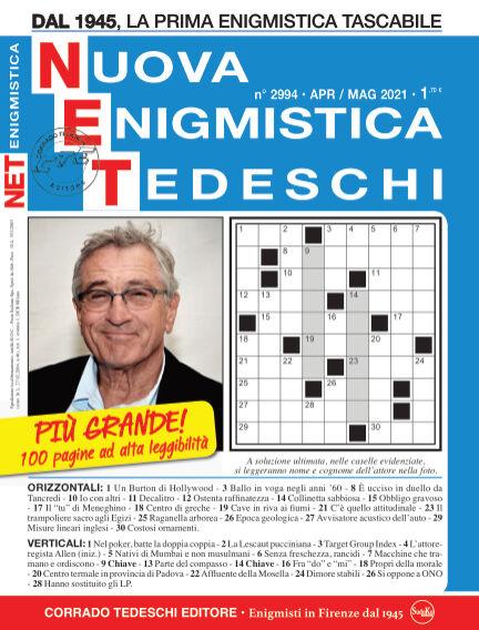 Nuova Enigmistica Tascabile March 26, 2021 00:00
