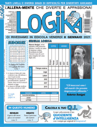Settimana Logika 118