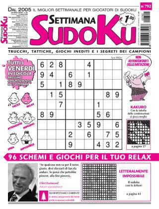 Settimana Sudoku 792