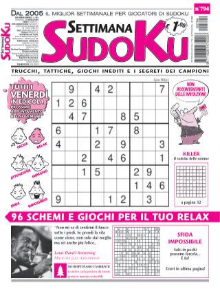 Settimana Sudoku 794
