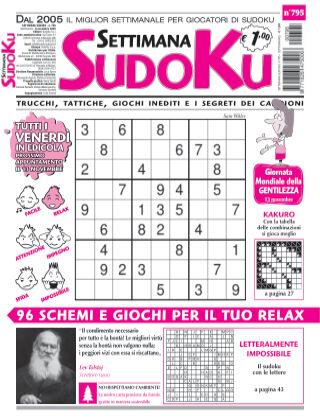 Settimana Sudoku 795