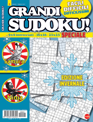 Settimana Sudoku 01