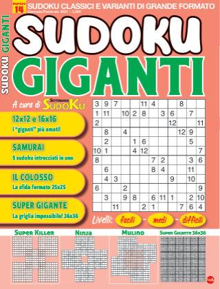 Sudoku Giganti 14