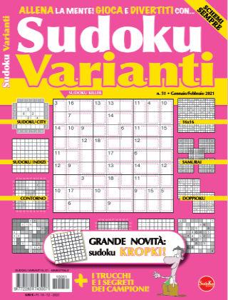 Sudoku Varianti 51