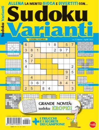 Sudoku Varianti 52