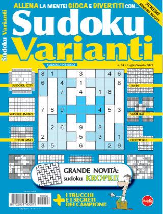 Sudoku Varianti 54
