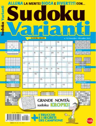 Sudoku Varianti 56
