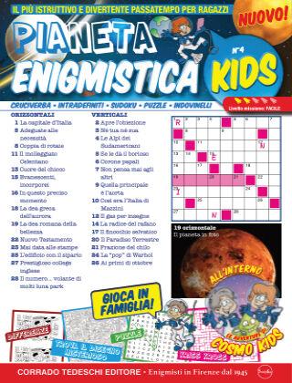 Pianeta Enigmistica kids 4