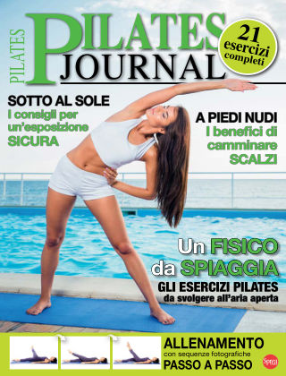 Pilates Journal 10