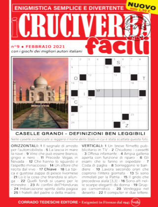 I Cruciverba Facili 09