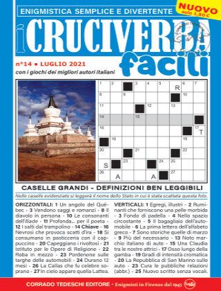 I Cruciverba Facili 14