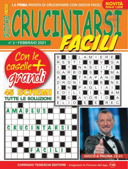Crucintarsi Facili January 29, 2021 00:00