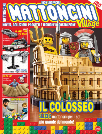 Games Village Mattoncini December 22, 2020 00:00