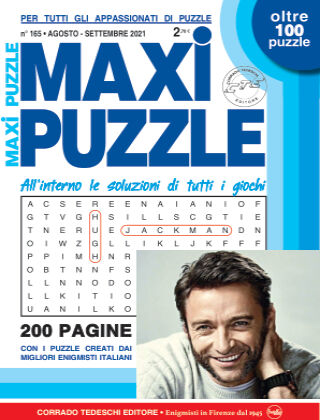 Maxi Puzzle 165