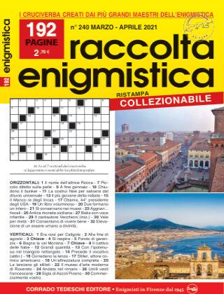 Raccolta Enigmistica 240