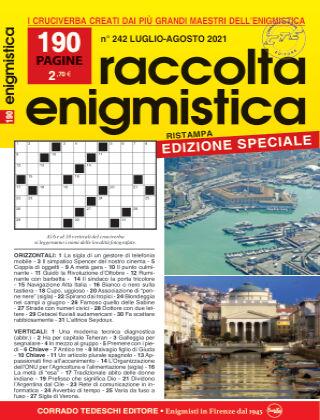 Raccolta Enigmistica 242