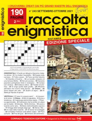 Raccolta Enigmistica 243