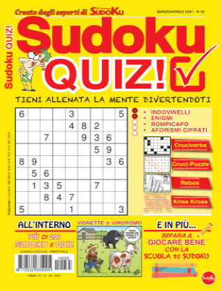 Sudoku Quiz 35