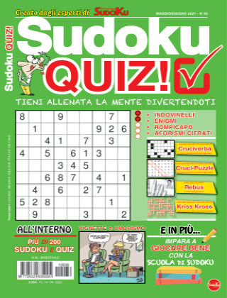 Sudoku Quiz 36