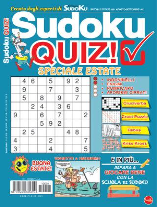 Sudoku Quiz 01