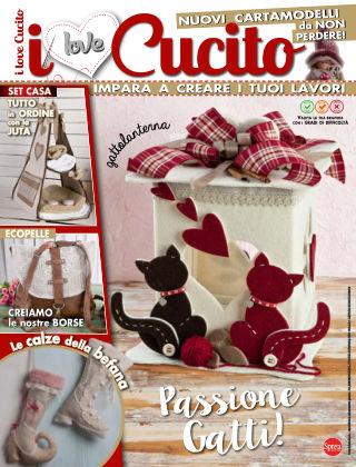 I Love Cucito (New) 32