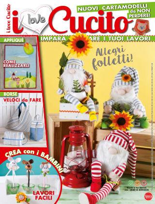I Love Cucito (New) 35