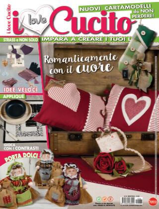 I Love Cucito (New) 38