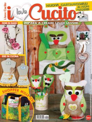 I Love Cucito (New) 40