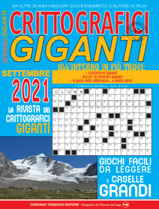 Crittografici Giganti 05