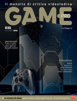 GAME PRO 32