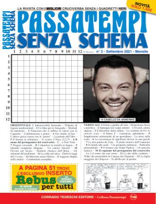 Passatempi Senza Schema 03