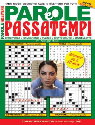 Parole & Passatempi 01