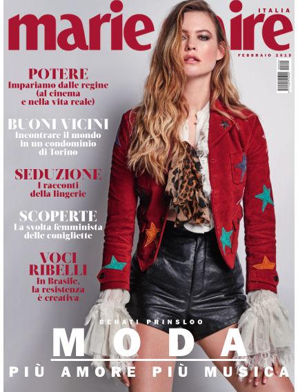 MARIE CLAIRE Italia January 16, 2019 00:00